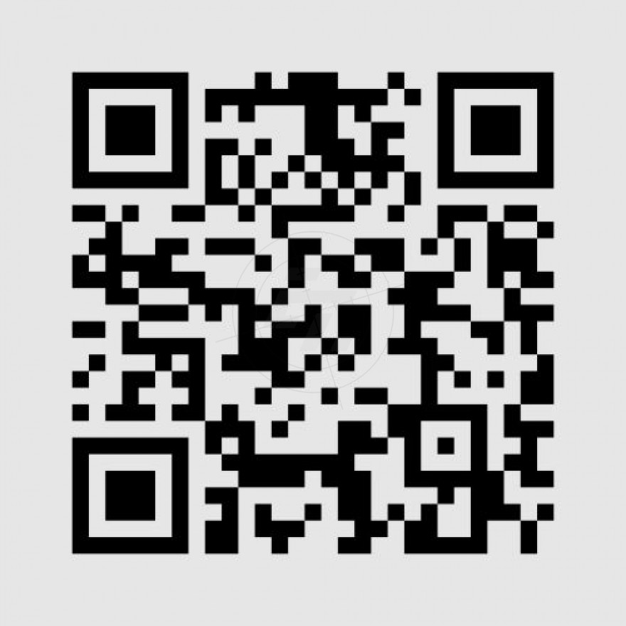 aufkleber qr code einfarbig. Black Bedroom Furniture Sets. Home Design Ideas