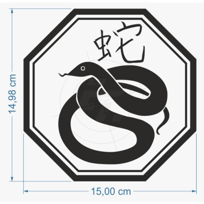 Snake Chinese Horoscope Zodiac Signs With Animal Symbol
