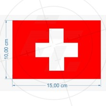 Schweiz, Nationalflagge