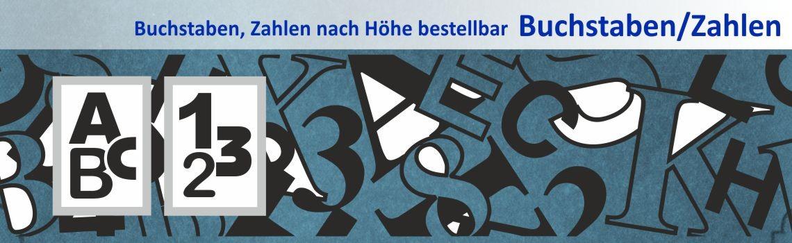 Buchstabenaufkleber Zahlenaufkleber Online Bestellen